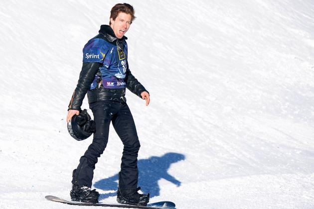 Shaun White Reportedly Sitting out 2014 Winter X Games to Prepare for Olympics
