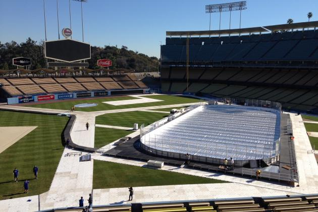 Ducks vs. Kings: Date, Start Time, TV Schedule for Game at Dodger Stadium