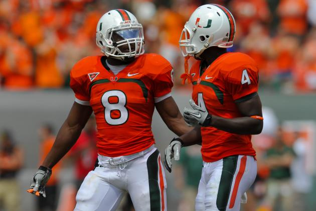 Miami Football: Breaking Down the Canes' 2014 ACC Schedule