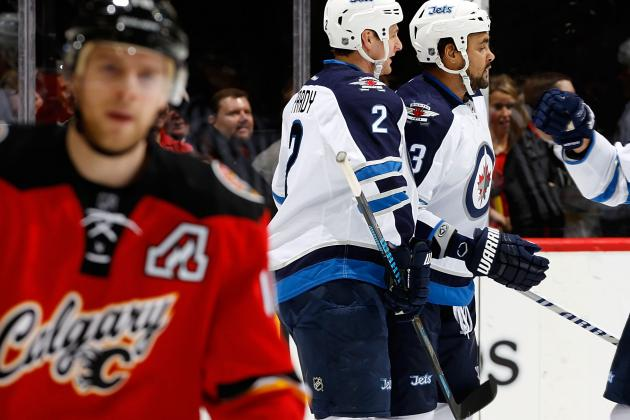 The Flames Have Been Really, Really Bad at Home