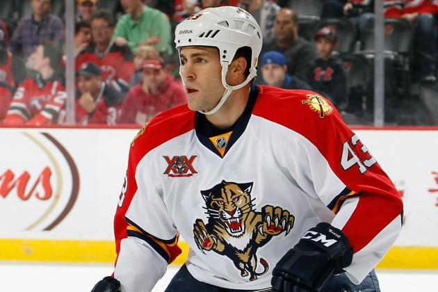 Mike Weaver-Led Penalty Kill Offsets Panthers' Awful Power Play