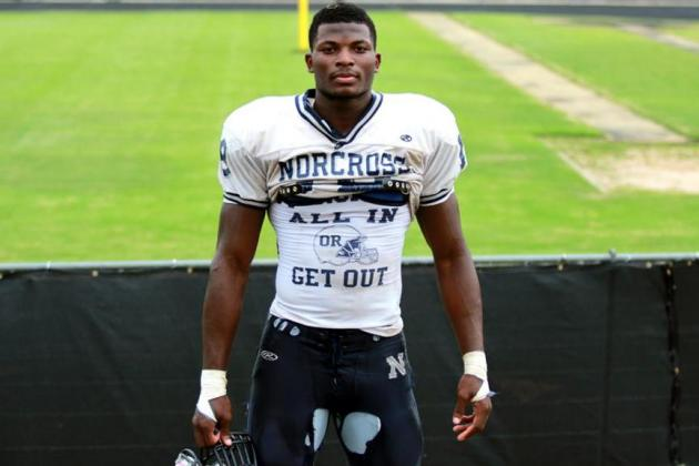 Which Team Needs 5-Star DE Lorenzo Carter the Most, Georgia or Alabama?