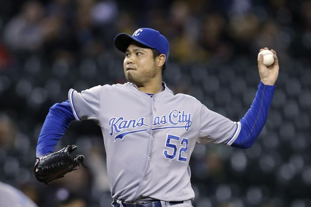 Bruce Chen as Another Lefty Depth Option for Rangers' Rotation?