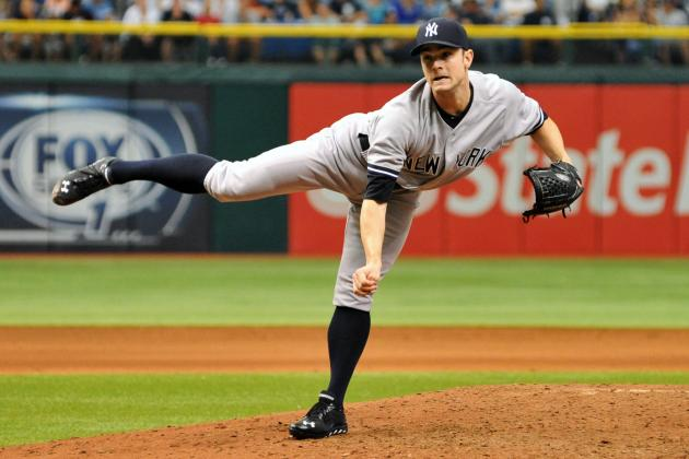 Is David Robertson Ready for Spotlight as Yankees' Post-Rivera Closer?