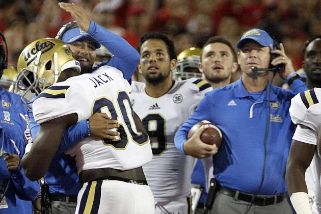 UCLA Football: What New DC Jeff Ulbrich Means for Bruins in 2014