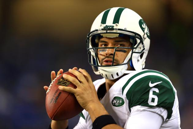 Mark Sanchez Rumors: 'Starter' Comment Proves QB Market Is Frightfully Thin