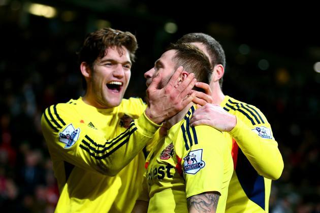 Manchester United vs. Sunderland Score, Grades and Post-Match Reaction