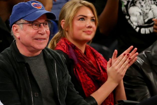 Madison Square Garden Officials Work Hard to Please Knicks' Most Famous Celebs