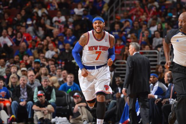Why New York Knicks Must Do Whatever They Can to Keep Carmelo Anthony