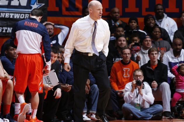 Groce Expresses Regret over Outburst Saturday vs. Michigan State