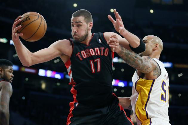 Why It's Too Early for Toronto Raptors to Give Up on Jonas Valanciunas