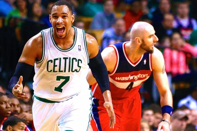 Boston Celtics vs. Washington Wizards: Live Score, Highlights and Analysis