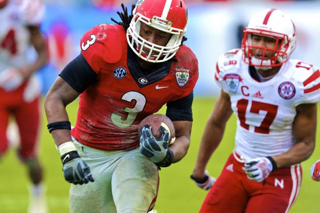 If a RB Is Going to Win the Heisman, Georgia's Todd Gurley Is Set Up Well