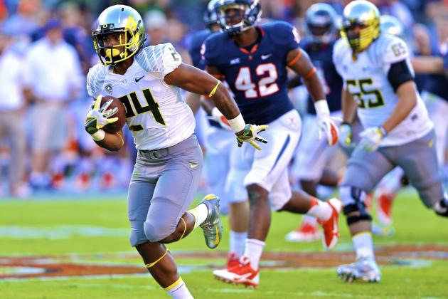 Oregon vs. USC: Which Pac 12 Power Has Best RB Depth?