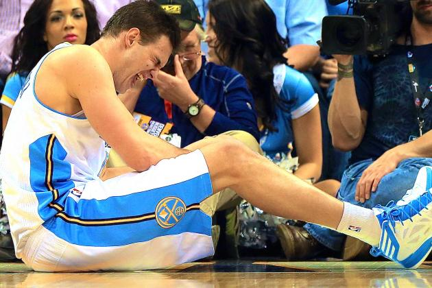 Danilo Gallinari's Mysterious Knee: Understanding Nuggets Star's Surgery