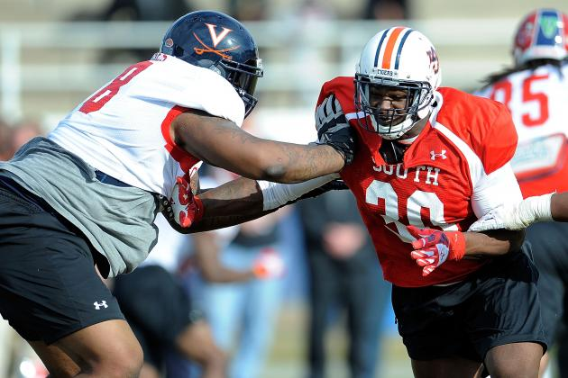 NFL Draft 2014: Prospects Building Momentum at Senior Bowl