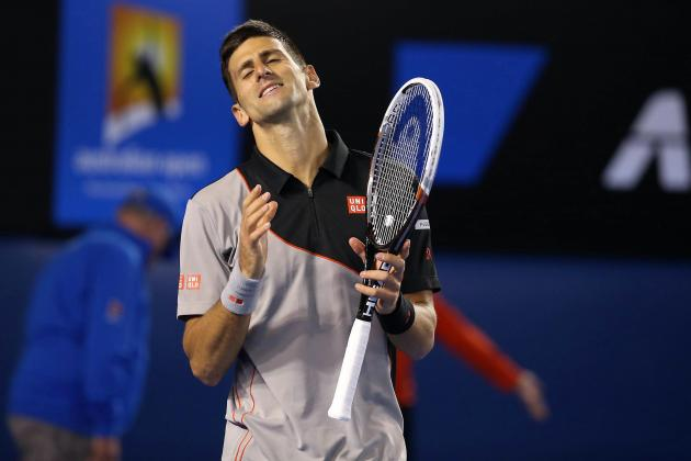 Novak Djokovic's Fans Shouldn't Overreact to Aussie Open Failure
