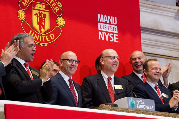 Manchester United Slip to 4th in Deloitte's Football Money League Rankings