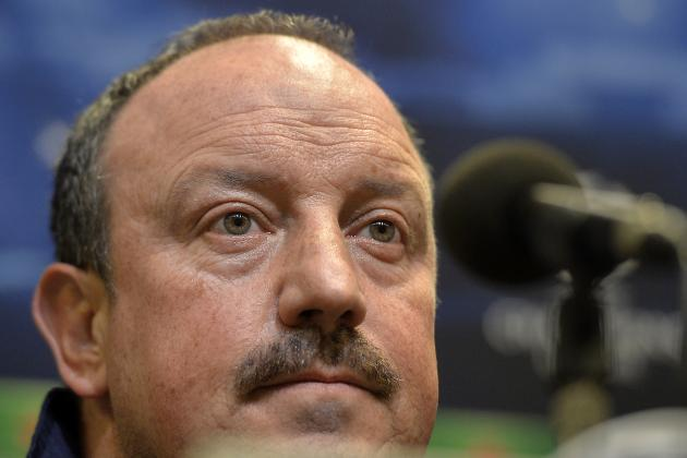Napoli Faith in Rafael Benitez Paying Huge Dividends