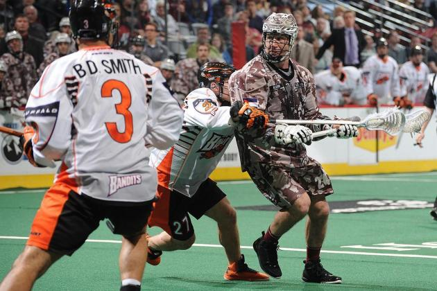National Lacrosse League's Top 10 Plays of Week 4