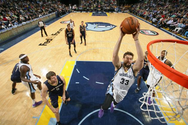 How Marc Gasol's Return Changes the Memphis Grizzlies' Season