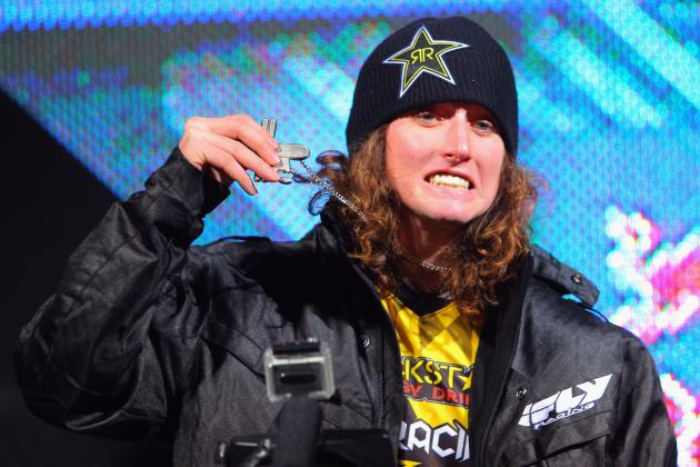 Colten Moore Will Be Sentimental Favorite at X Games Aspen 2014