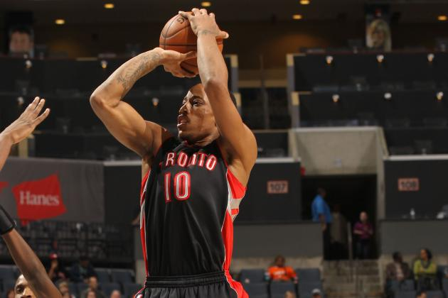 DeRozan Scores 40, Raptors Beat Mavericks 93-85