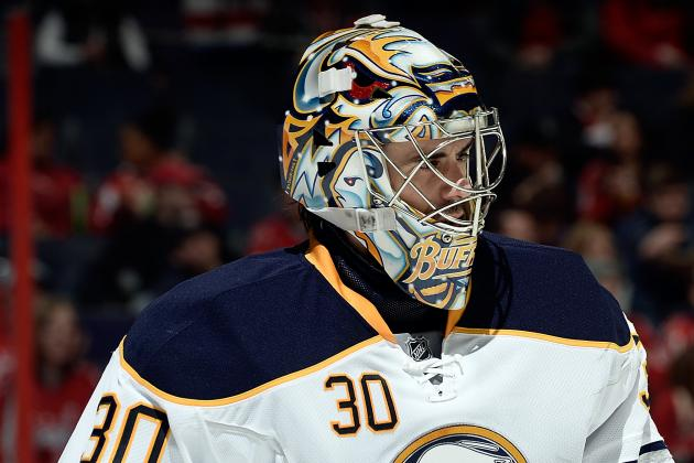 Will Sabres' Rebuild Include Ryan Miller?