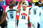 USA Basketball Names 28 Finalists