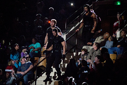 The Shield's Split Must Be Teased at the Royal Rumble