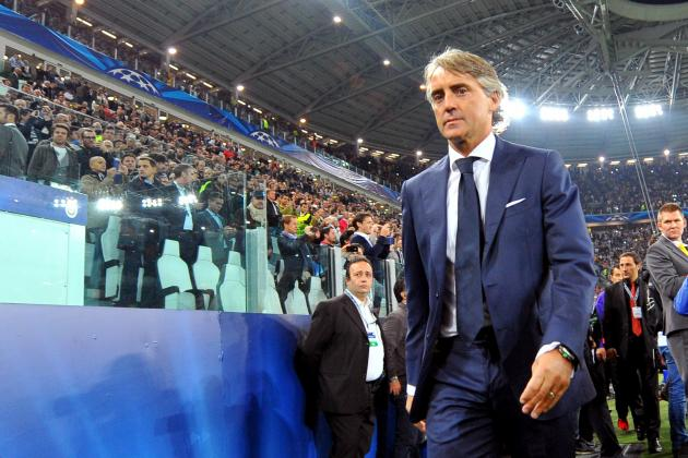 How Much Credit Does Roberto Mancini Deserve for Current Manchester City Team?