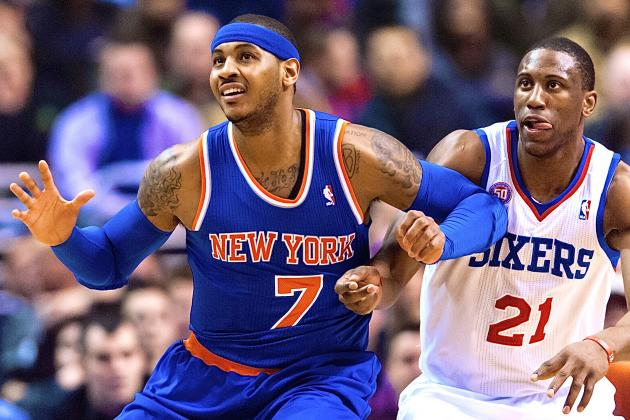 Philadelphia 76ers vs. New York Knicks: Live Score and Analysis