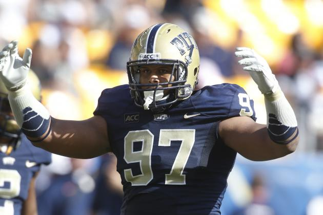 2014 Atlanta Falcons Potential Draft Pick Profile: DT Aaron Donald