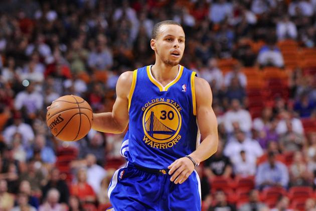 Why Stephen Curry Has Been the Golden State Warriors' MVP Thus Far