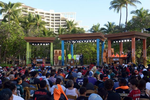Pro Bowl Draft 2014: Twitter Reacts to Team Rice vs. Team Sanders Rosters