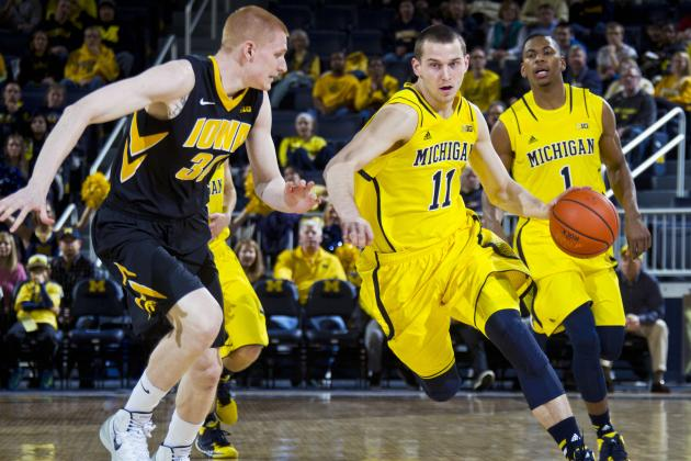 Michigan Basketball: Why Nik Stauskas Belongs in Wooden Award Conversation