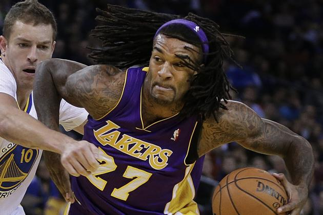 The Case for LA Lakers Trading Jordan Hill Now