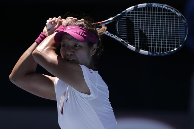 Li Na vs. Bouchard: Recap, Results from Australian Open 2014 Women's Semifinal