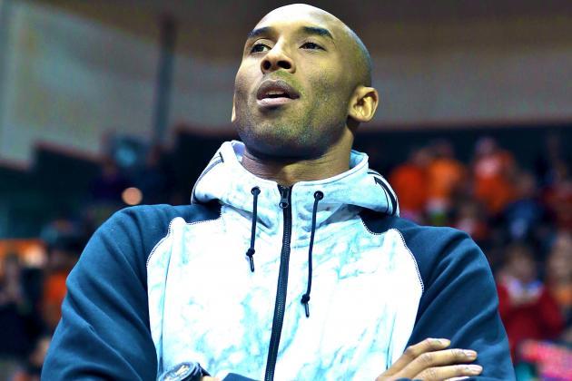 Kobe Bryant Criticizes NCAA, Says System 'Isn't Teaching Players Anything'