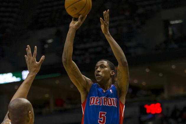 Pistons Lose to Hapless Bucks in Woeful Fashion