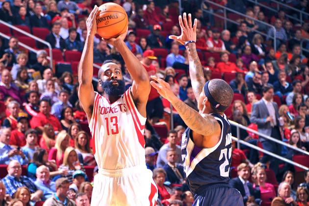 Rockets' 3-Point Reliance Would Make Even More Sense with Better Shooters