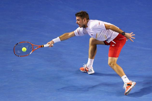 Berdych vs. Wawrinka: Australian Open 2014 Live Score, Highlights, Analysis