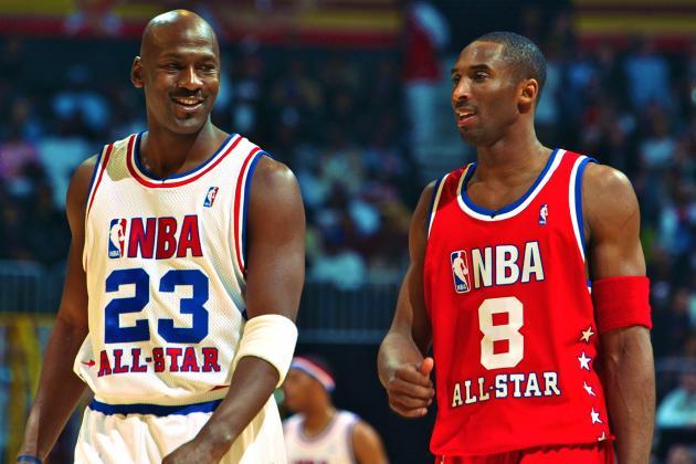 Kobe Bryant Once Told Michael Jordan