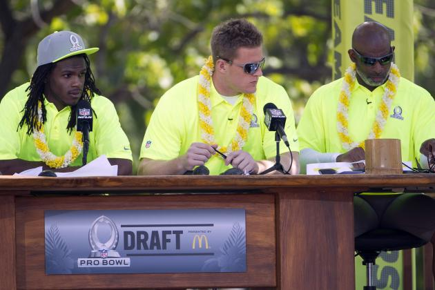 Pro Bowl 2014 Roster: Unconferenced Teams, Captains and Expectations