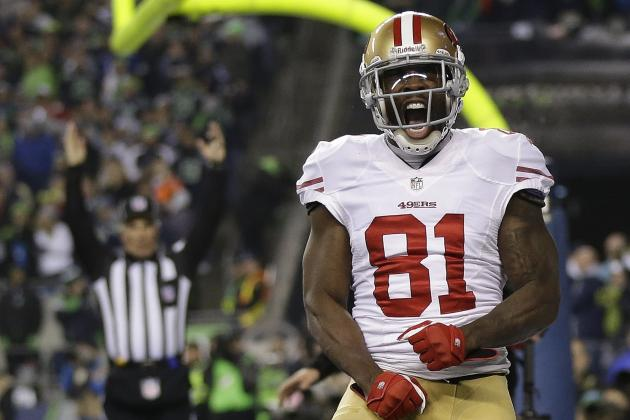 Why San Francisco 49ers Can Afford to Not Re-Sign Anquan Boldin