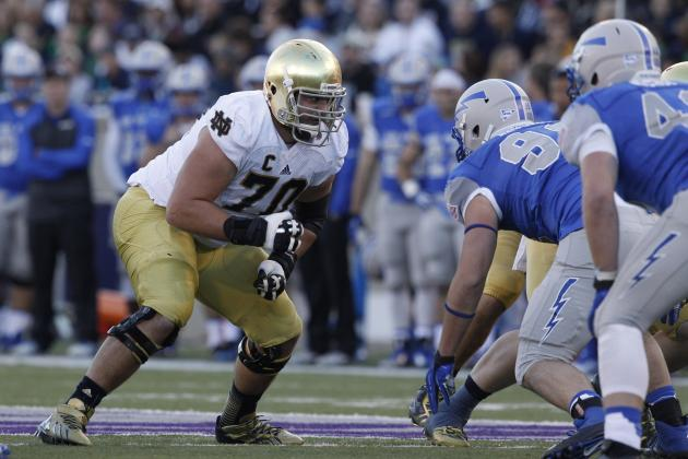 2014 Atlanta Falcons Potential Draft Pick Profile: OL Zack Martin