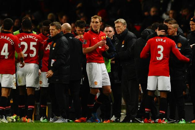 David Moyes Slams Manchester United Players After Woeful Defeat to Sunderland
