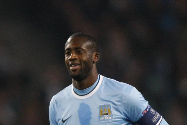 Manchester City Transfer News: Yaya Toure Opens Door to PSG Move