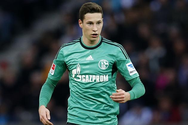 Arsenal Transfer News: Julian Draxler Crunch Talks Planned with Schalke