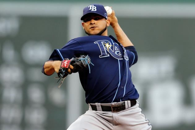 San Diego Padres Do Well Acquiring Alex Torres and Jesse Hahn from Rays